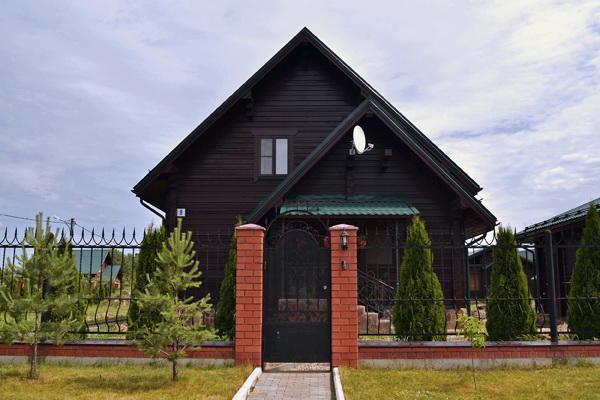 Коттеджный посёлок  «Якушёво» по адресу Московская обл, Черноголовка г в 36.6км от МКАД предложения по цене от 4 500 000 руб.