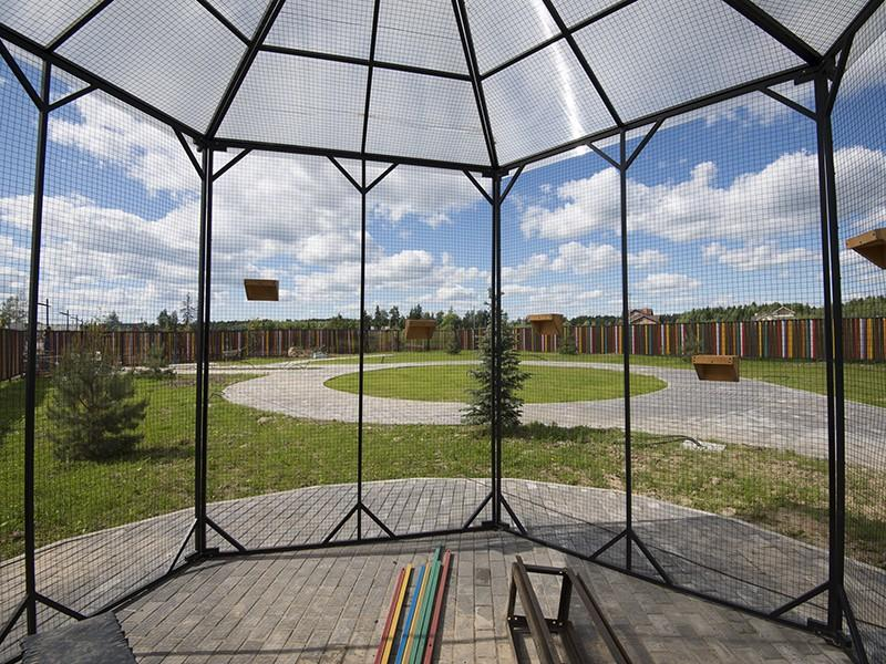 Коттеджный посёлок  «Гелиос парк» по адресу Московская обл, Истринский р-н, Духанино д в 30.8км от МКАД предложения по цене от 1 820 000 руб.
