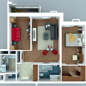 Где купить самую доступную трехкомнатную квартиру в Москве
