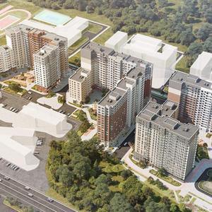 Москвичи предпочитают покупать квартиры в проектах с авторской архитектурой