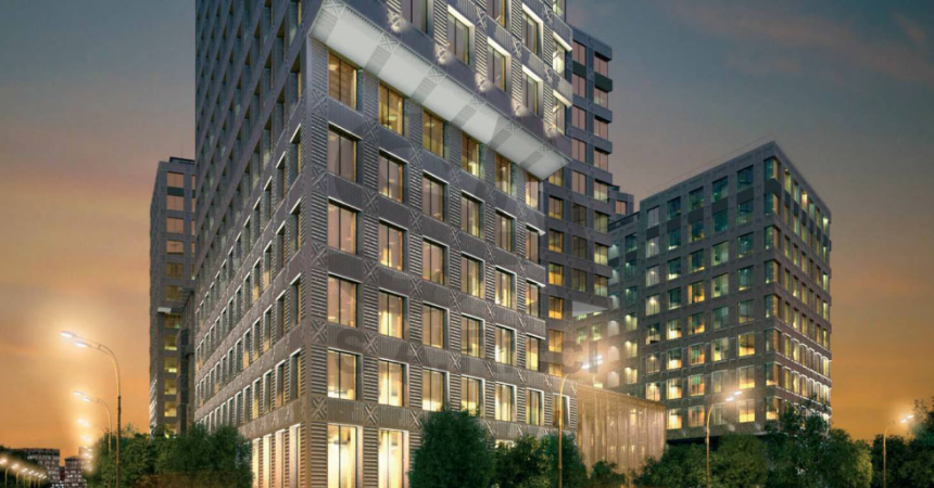 ЖК «Atlantic Apartments»