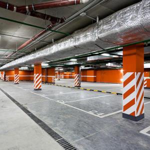 Машино-места в готовых ЖК бизнес-класса стоят от 600 тыс. рублей