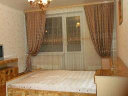 Сдам посуточно однокомнатную квартиру 36 м2 город Москва, улица Менжинского, 21