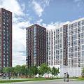 Началось бронирование квартир в новом квартале «Лесопарковый» от ГК «Инград»